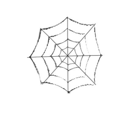 Telas de araña.