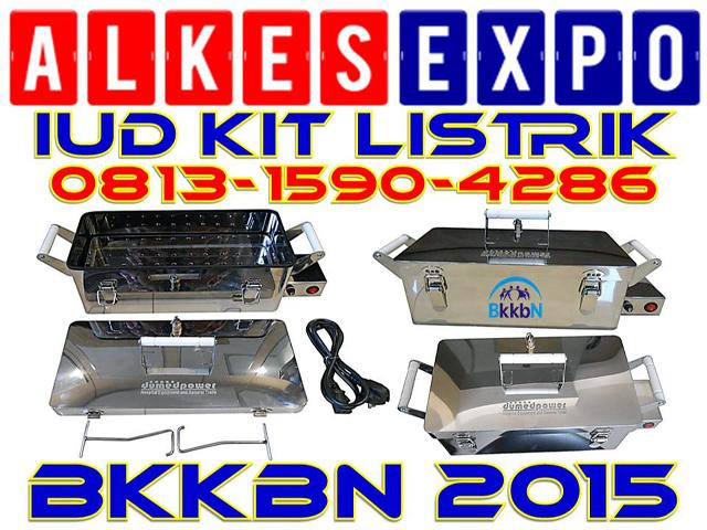 Iud Kit DAK BKKBN 2015 | Sterilisator Uap dan Listrik Terbaik