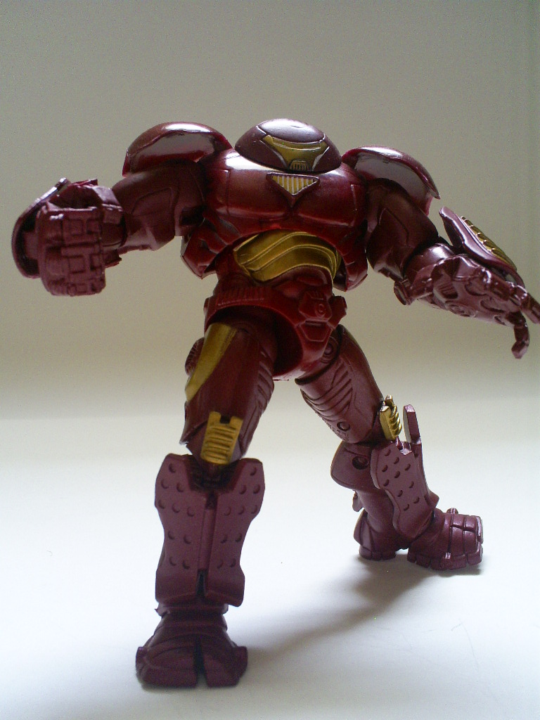 how to draw hulkbuster armor