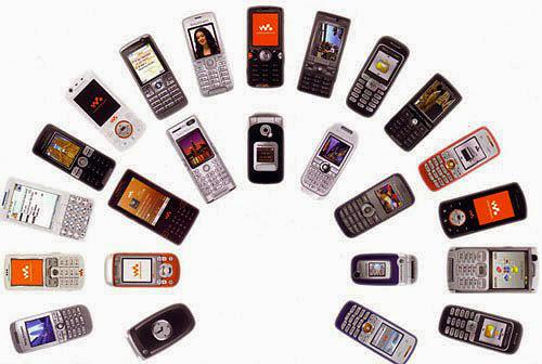 Рейтинг мобильных телефонов 2013 года - ноябрь
