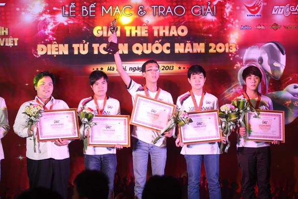 VEC 2013 kết thúc vòng chung kết quốc gia 6
