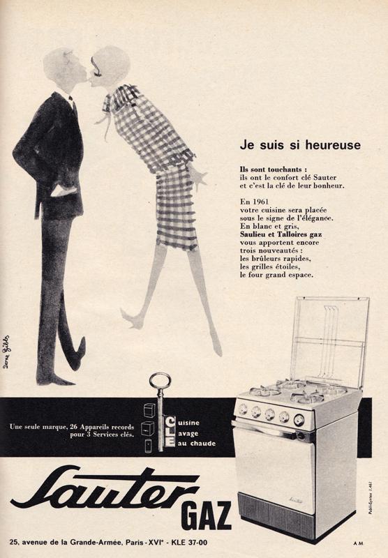 Publicité vintage :Je suis si heureuse. - Pour vous Madame, pour vous Monsieur, des publicités, illustrations et rédactionnels choisis avec amour dans des publications des années 50, 60 et 70. Popcards Factory vous offre des divertissements de qualité. Vous pouvez également nous retrouver sur www.popcards.fr et www.filmfix.fr