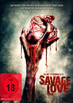 Filme Poster Savage Love DVDRip XviD & RMVB Legendado