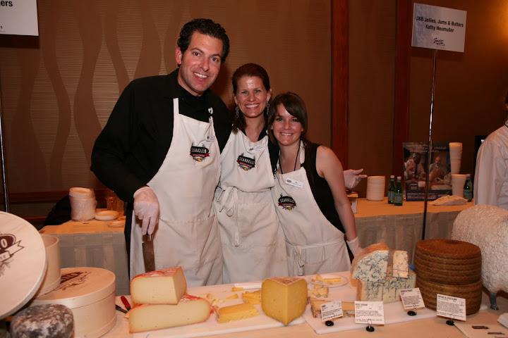 Wine and Cheese Seminar, Savor Dallas