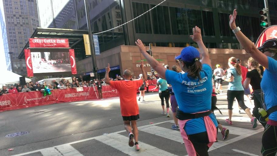 IMAG6950 My Chicago Marathon Recap   #TeamDannyDid