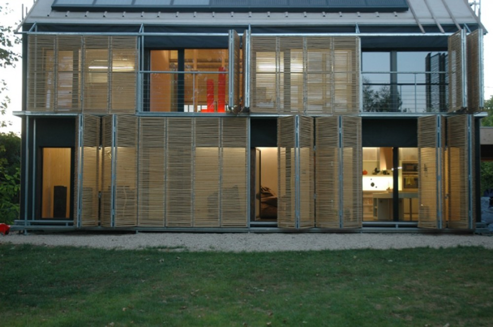 Passive House design by Karawitz Architecture