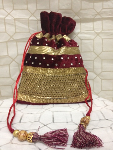 Indian Wedding Goodie Bag Ideas : Jackpot India: Wedding favor bags from India