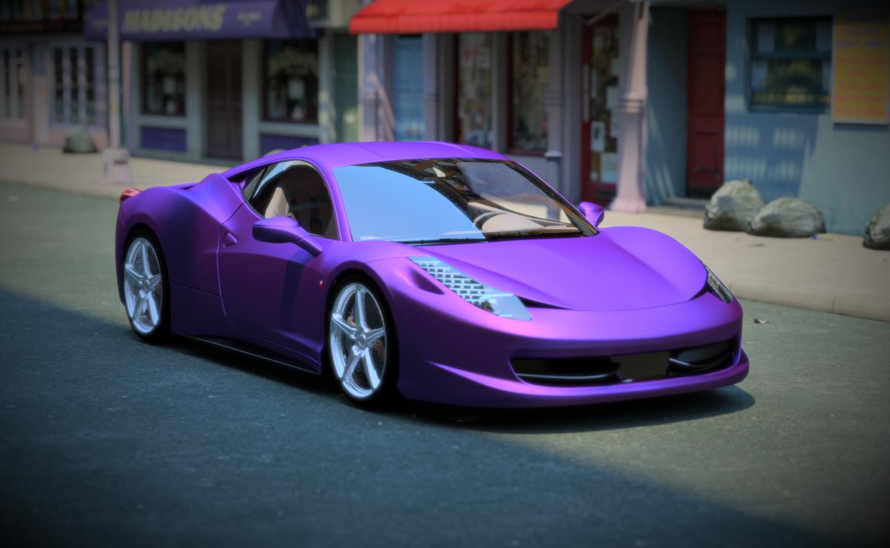 93 Modifikasi Motor Vario Warna Ungu Terbaik Kumbara Modif
