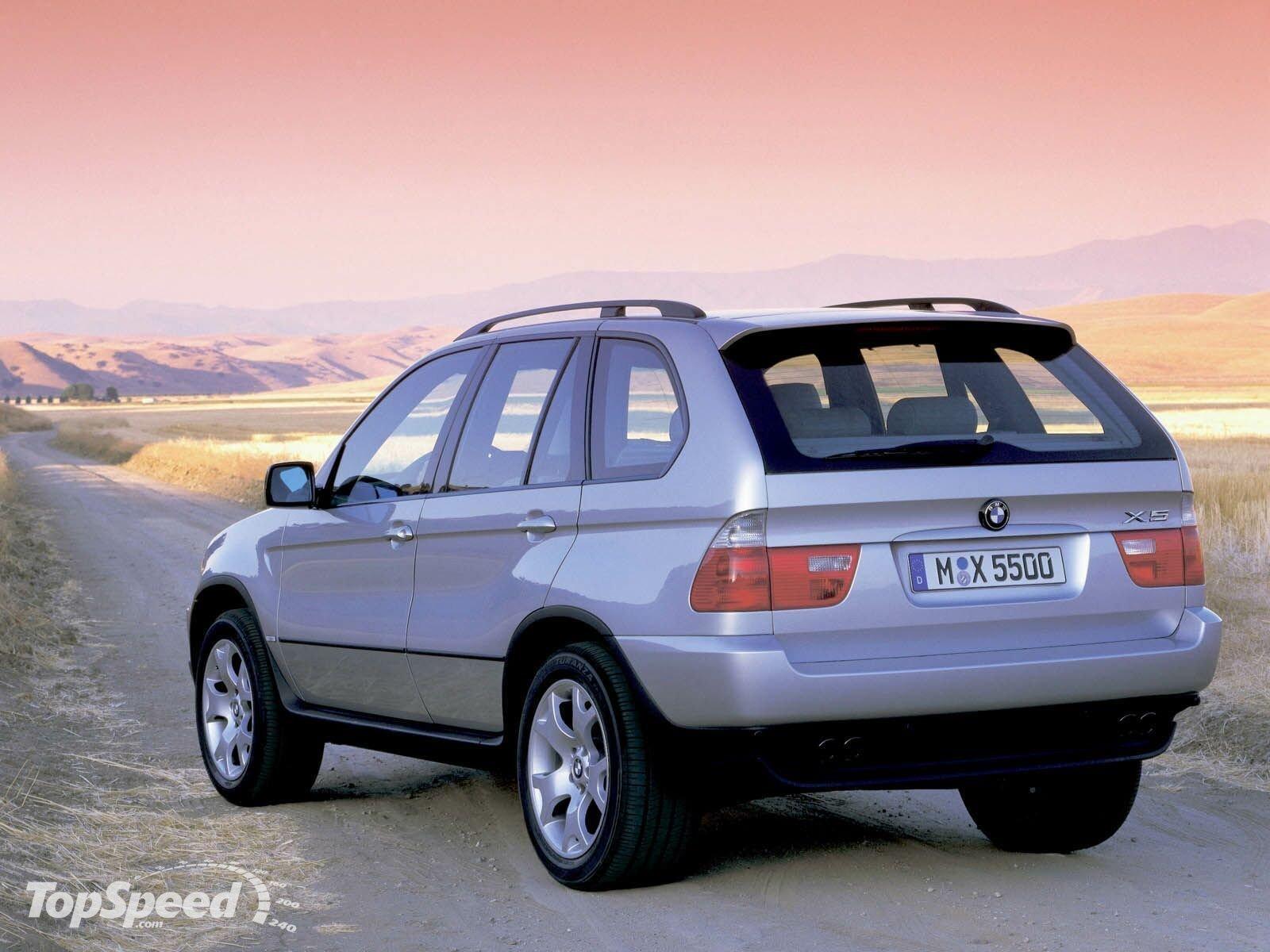 Bmw Automobiles Bmw X5 2000