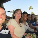 The work group - me, Angela, Maj, George & Katie