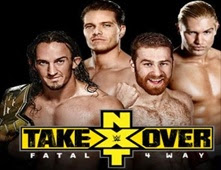 WWE NXT TakeOver - Fatal 4-Way 2014