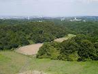 展望スペースからの眺め、城山野球場が見える@@@512@@@385