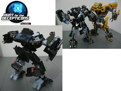 a view hftd ironhide  deluxe size review