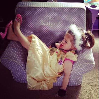The Lazy Princess www.thebrighterwriter.blogspot.com