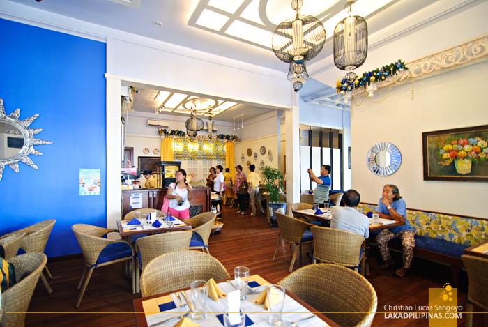 Inside Dumaguete's Sans Rival Bistro
