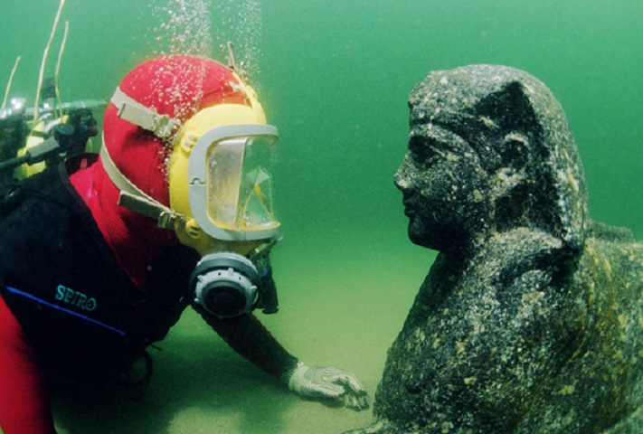 Travel: Archaeologist calls for first underwater museum in Egypt