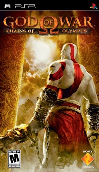 Jaquette de God of War: Chains of Olympus