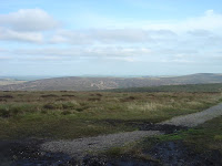 View south east from Shining Tor towards Goyt's Moss