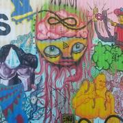 Paseo de la Diversidad, Arte callejero, Street Art, Rosario, Argentina, Elisa N, Blog de Viajes, Lifestyle, Travel