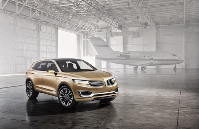 BEIJING 2014 - Lincoln MKX Concept [VIDEO]
