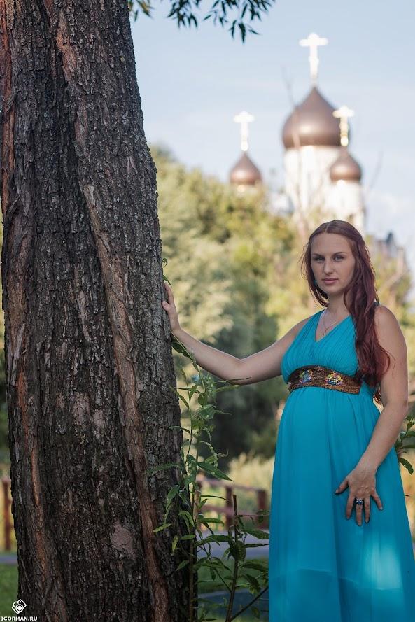 Фотосессия для беременных  в Москве, заказать