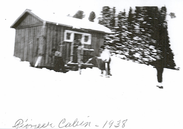 original configuration of cabin