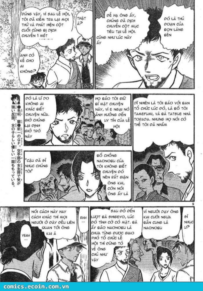 Detective Conan Chap 616 - Truyen.Chap.VN