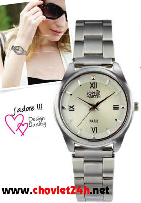 Đồng hồ nữ Sophie Marceau - LAL124