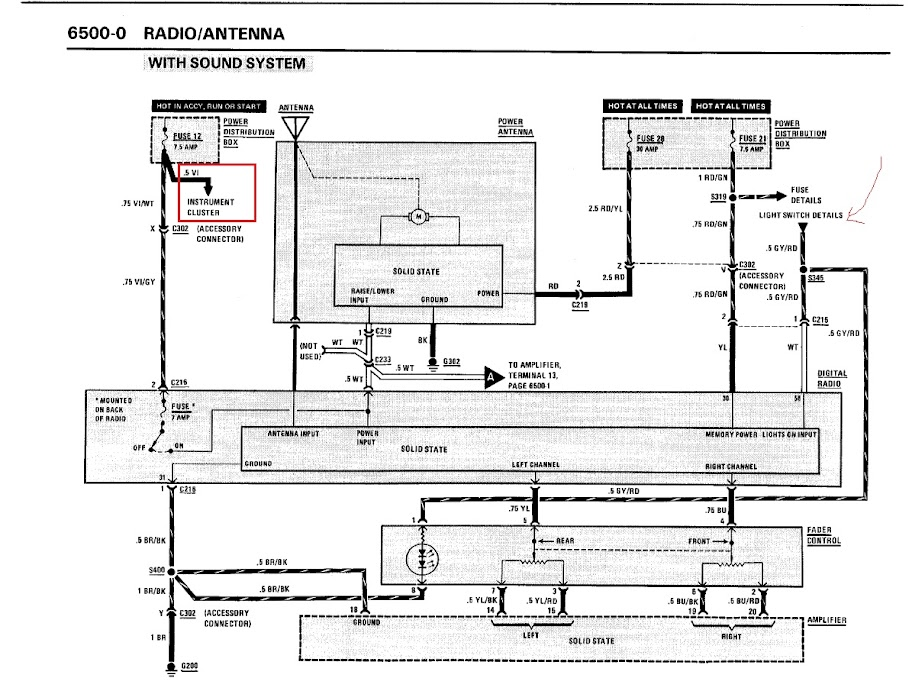 Superb Hazard Light Switch Wiring Basic Electronics Wiring Diagram Wiring 101 Tzicihahutechinfo