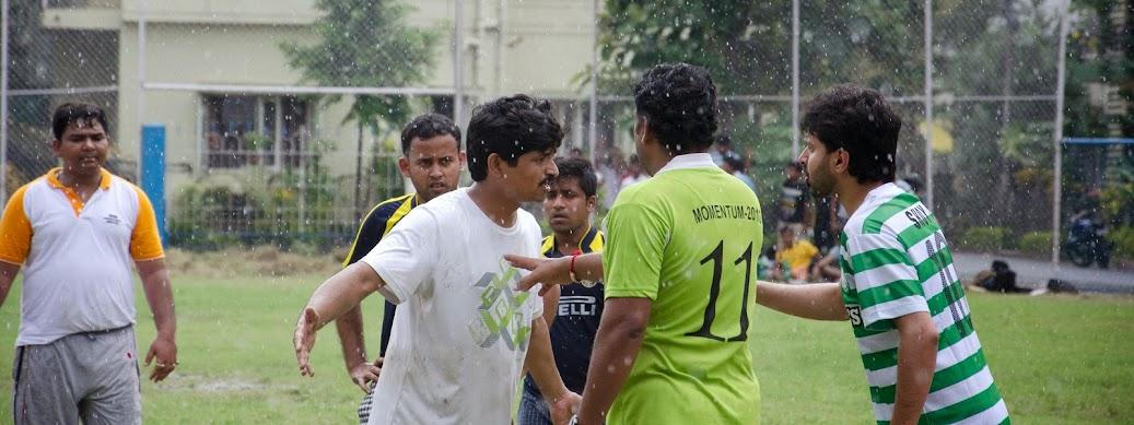 Arunodaya Biswas, TCS football