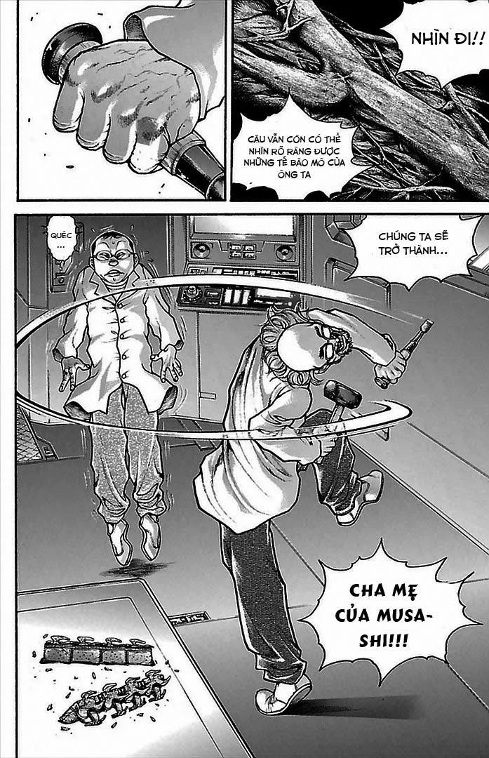 Baki Dou chap 7 page 23 - IZTruyenTranh.com