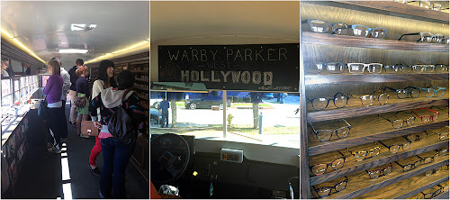 warby parker class trip los angeles, warby parker class trip la, warby parker class trip west hollywood, warby parker hollywood, warby parker los angeles, warby parker la, tongueincheeky vintage glasses, tongueincheeky interview, tongueincheeky warby parker