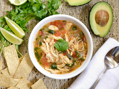 Chicken & Lime Soup