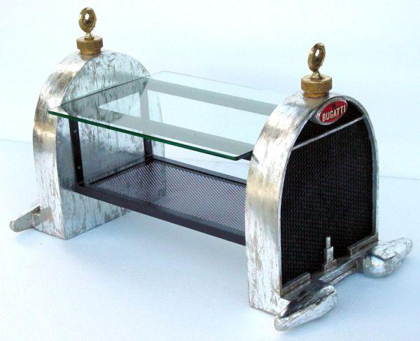 Журнальный столик Bugatti