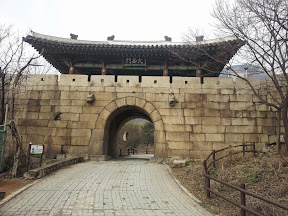 북한산 12성문