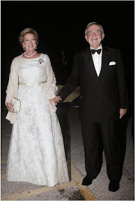 Ποιοι πήγαν στο δείπνο για την επέτειο γάμου του τέως Βασιλιά Κωνσταντίνου
