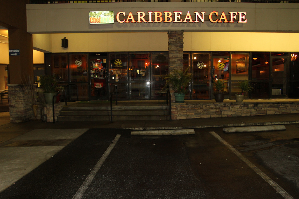 Caribbean Restaurant Atlanta | Chef Rob's Caribbean Cafe & Upscale Lounge at 5920 Roswell Rd, Ste 117, Atlanta, GA