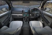 Chevrolet Colorado Concept (2011) Interior 1