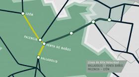 El AVE llega a Palencia y León antes del verano