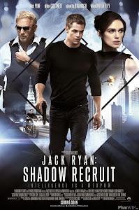 Jack Ryan: Điệp Vụ Bóng Đêm - Jack Ryan: Shadow Recruit poster