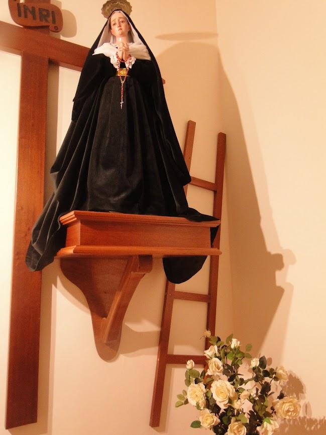 Resultado de imagen de semana santa en la parroquia de guadalupe los realejos