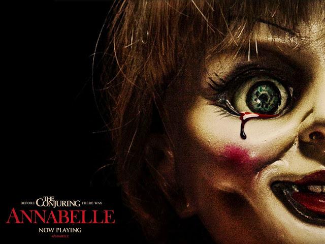 Άνναμπελ (Annabelle) Wallpaper