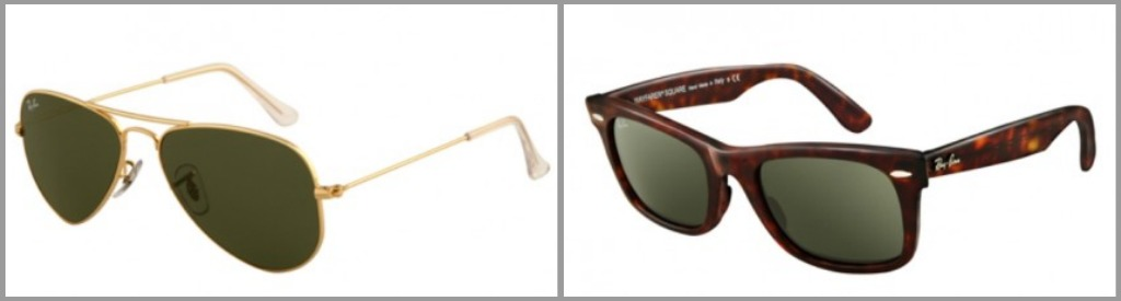de55e3d5f93 The Modern Sophisticate  Ray Bans  Aviator vs Wayfarer