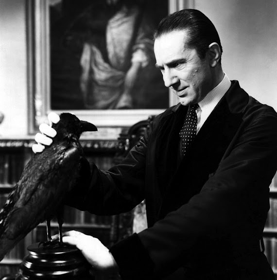 I now call the Bela Lugosi Jr. Ornithologist Club to order.