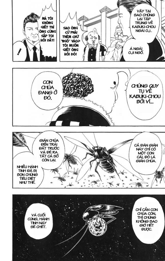 Gintama Chap 47 page 10 - Truyentranhaz.net