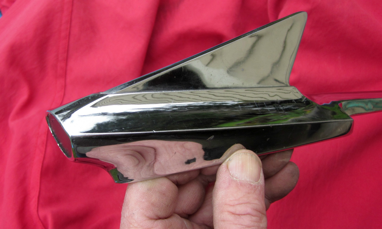 Truck 1957 chevy truck parts 1957 Hood Rocket reproductions [Archive] - TriFive.com, 1955 Chevy ...