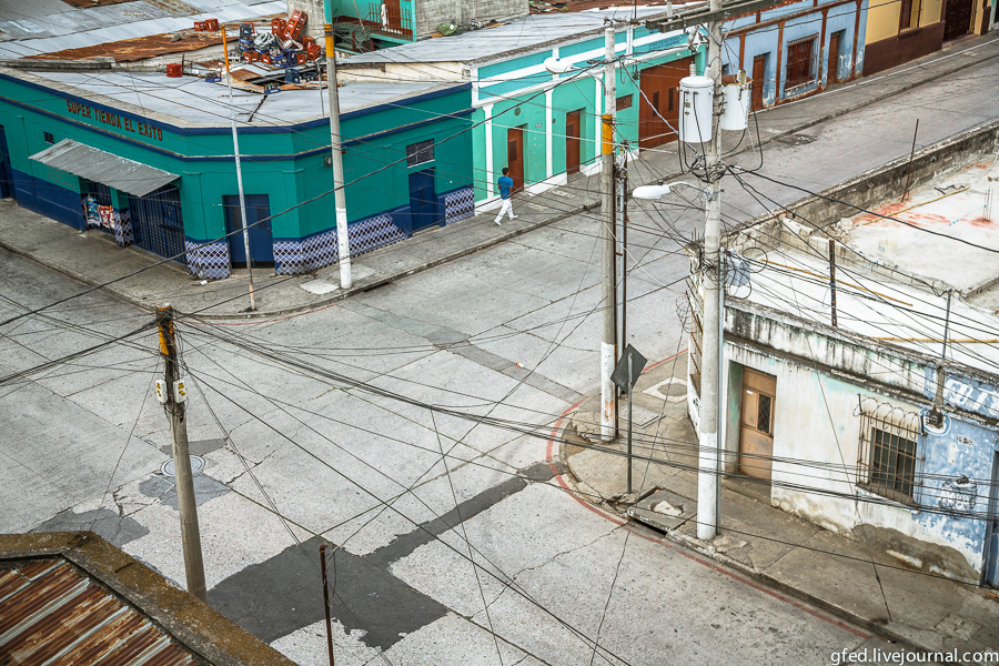 Гватемала. Фактура.