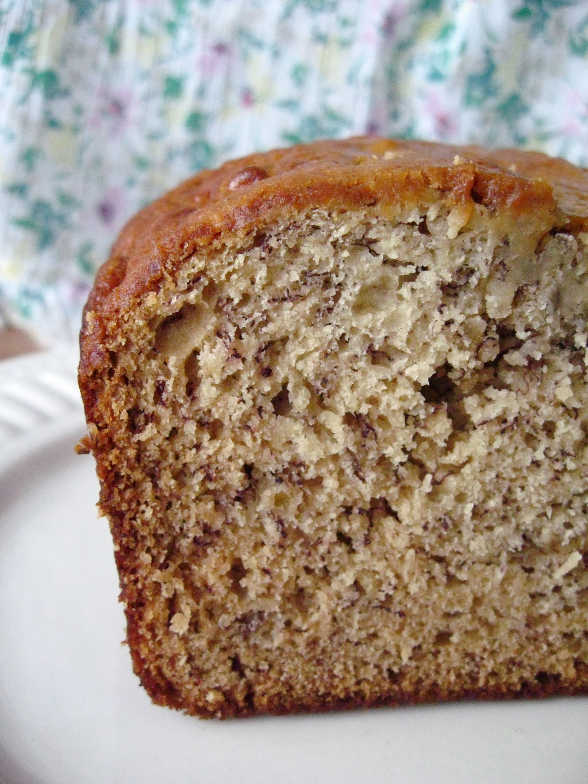 how to make the perfect banana bread