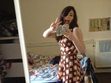 #ootd my little summer dress
