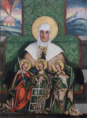 Obraz św. Zofii